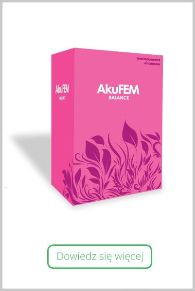 AkuFem - wsparcie w problemach z infekcjami intymnymi