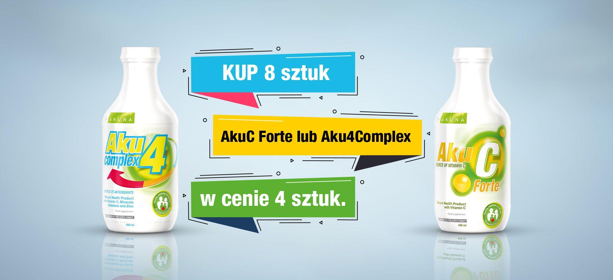 AkuC Forte i  Aku4 Complex